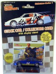 1989 Racing Champions Flat Bottom 1:64 #94 S.Marlin/Sunoco