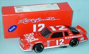1994 Action Racing Collectables 1:24 #12 N.Bonnett/Bud Red '86 Monte/Carlo Bank/5000