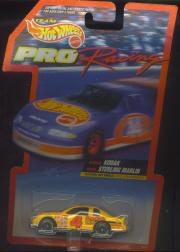 1997 Hot Wheels Pro Racing 1:64 #4  S.Marlin/Kodak