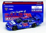 1998 Action Racing Collectables 1:18 #31 D.Earnhardt Jr./Sikkens Blue/1997 Monte Carlo/7596