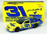 1998 Action Racing Collectables 1:18 #31 D.Earnhardt Jr./Wrangler/1997 Monte Carlo/7596