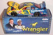 1999 Action Racing Collectables 1:24 #3 D.Earnhardt/Wrangler/5004