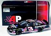 2001 Action Performance 1:24 #3 D.Earnhardt/Goodwrench Promo/w/o Sonic logo solid box