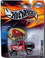 2001 Hot Wheels Racing Tail Gunner 1:64 #45 K.Petty/Sprint