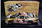 2001 Action QVC For Race Fans Only 1:24 #3 D.Earnhardt/Goodwren.Gold/10,000