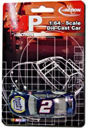 2002 Action Performance 1:64 #2 R.Wallace/Rusty