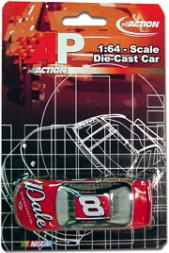 2002 Action Performance 1:64 #8 D.Earnhardt Jr./Dale Jr.