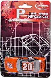 2002 Action Performance 1:64 #20 T.Stewart/Home Depot