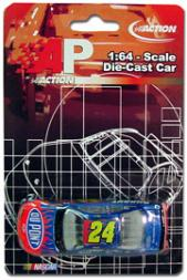 2002 Action Performance 1:64 #24 J.Gordon/DuPont Flames