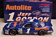 2002 Action Racing Collectables 1:24 #1 J.Gordon/Autolite '89 T-bird/15,036