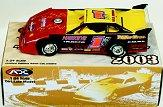 2003 ADC Dirt Late Model Cars 1:24 #1 E.Carrier Jr./Hawkeye Trucking