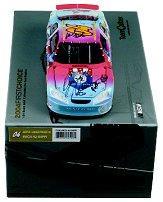 2004 Team Caliber First Choice Beckett 1:24 #4  Justice League Event Car AU/1