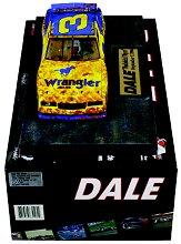 2007 Action/Motorsports Authentics Dale The Movie 1:24 #3 D.Earnhardt/Wrangler '86 Monte Carlo/Muddy Windshield/7003