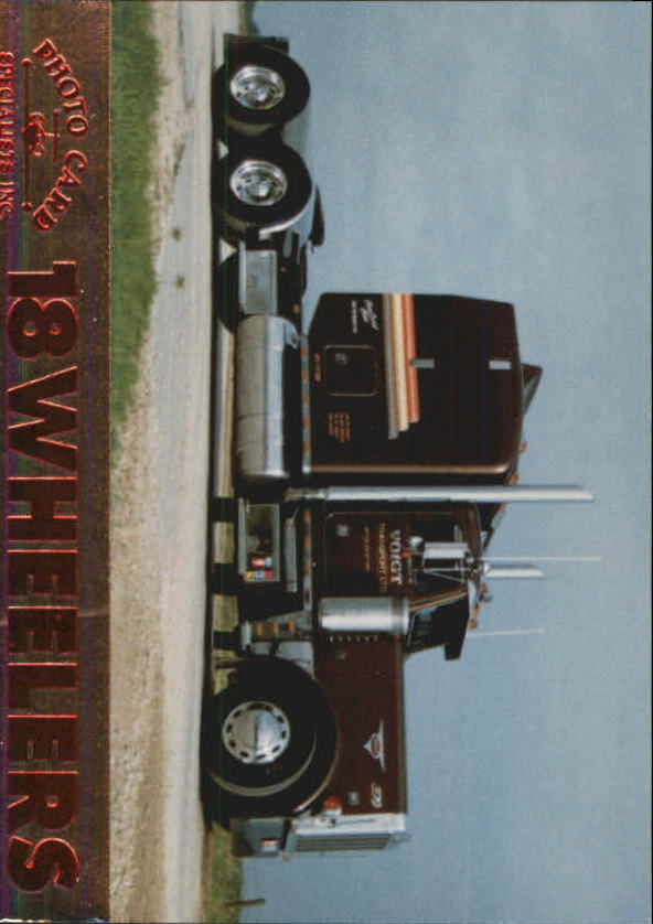 1994 18 Wheelers #7 Hollywood