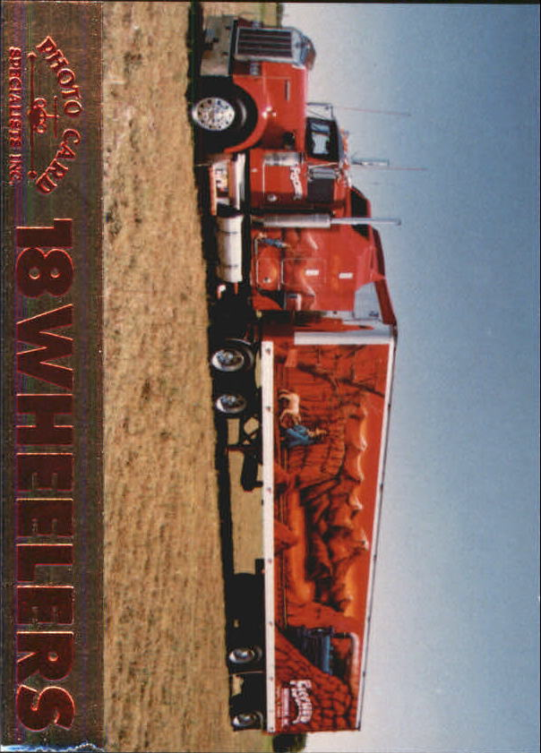 1994 18 Wheelers #9 Hobo Express