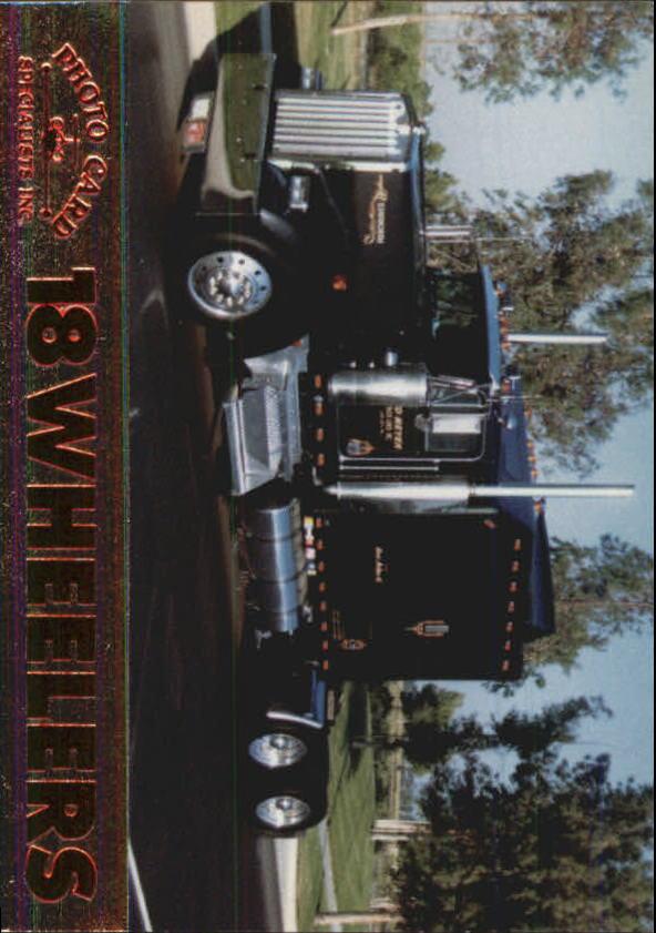 1994 18 Wheelers #14 Dave Holmvik