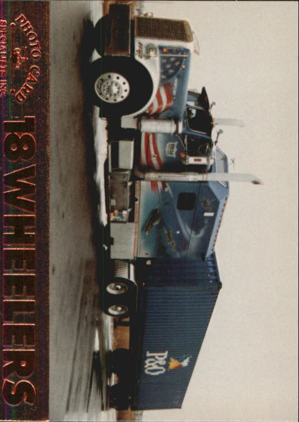 1994 18 Wheelers #15 Patriot