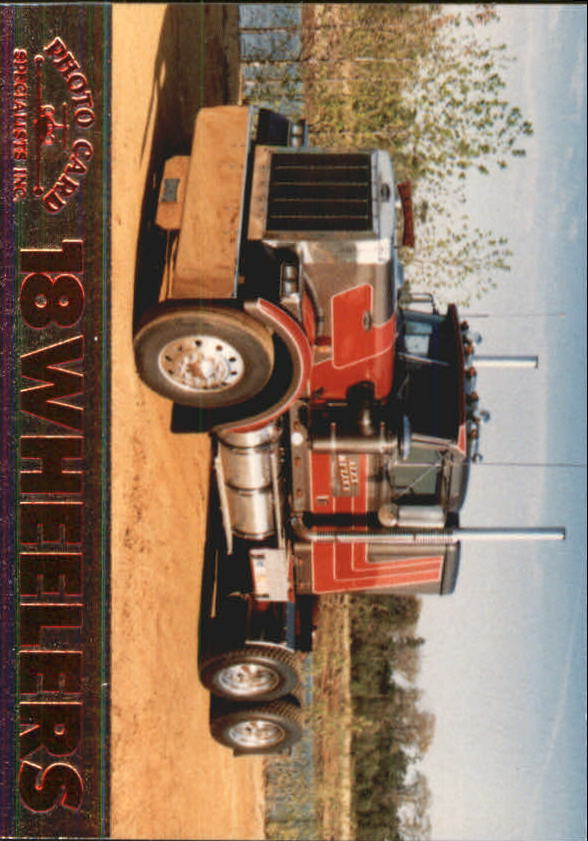 1994 18 Wheelers #16 Fire On The Mountain