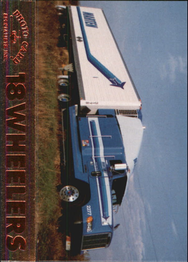 1994 18 Wheelers #17 Marten Transport