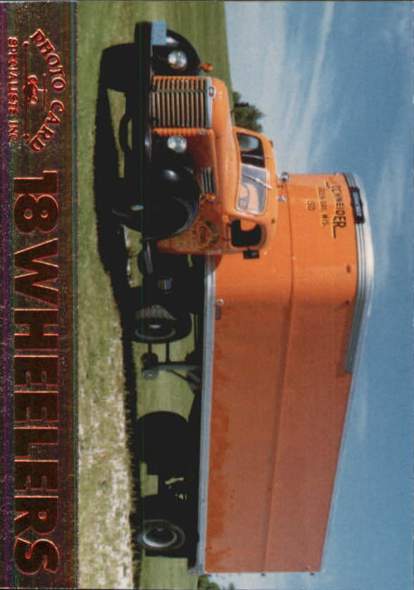 1994 18 Wheelers #18 Toy Trucker