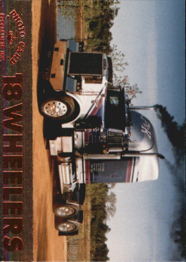 1994 18 Wheelers #19 Dizzy Devil
