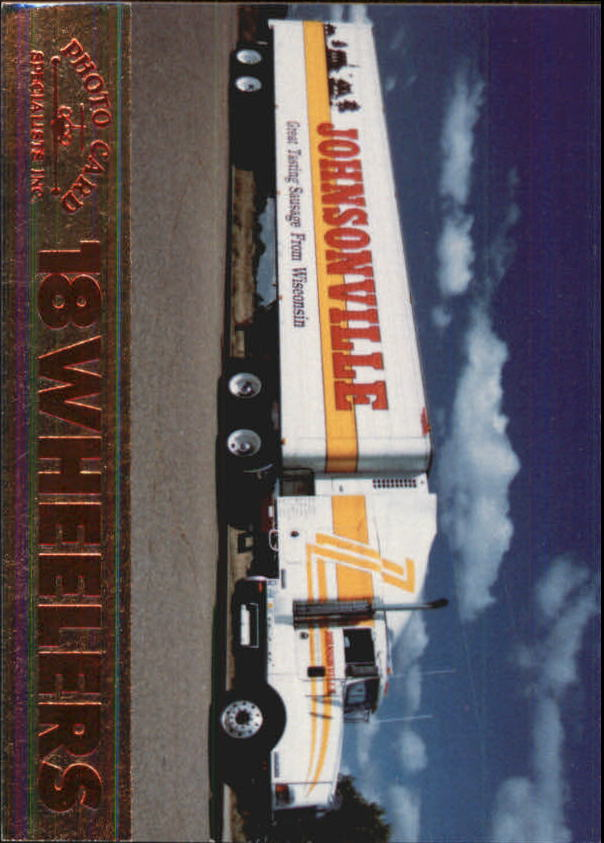 1994 18 Wheelers #20 Johnsonville Trucking