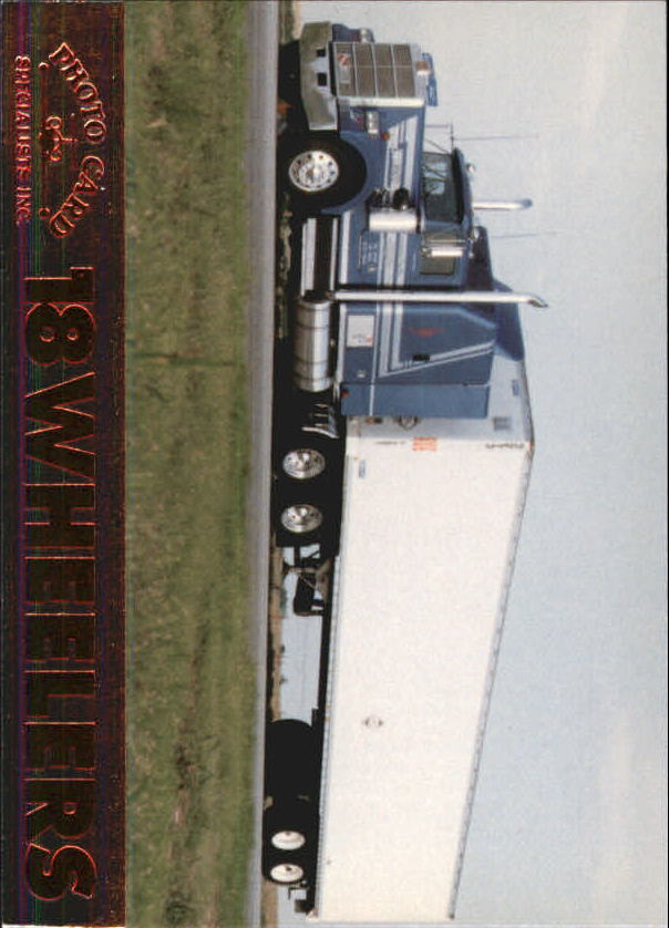1994 18 Wheelers #21 Seminole Wind