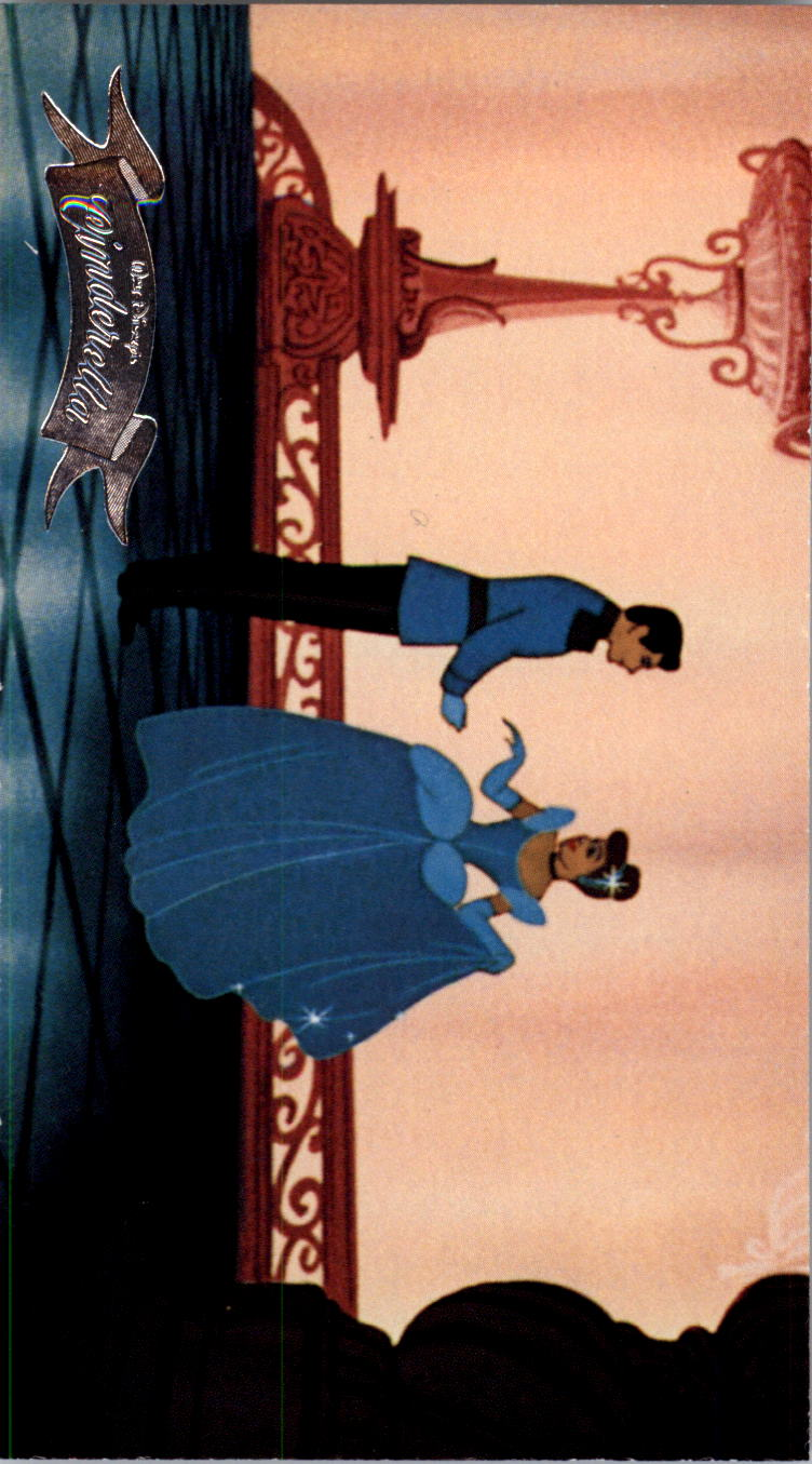 1995 Cinderella Limited Edition #1 Once upon a time