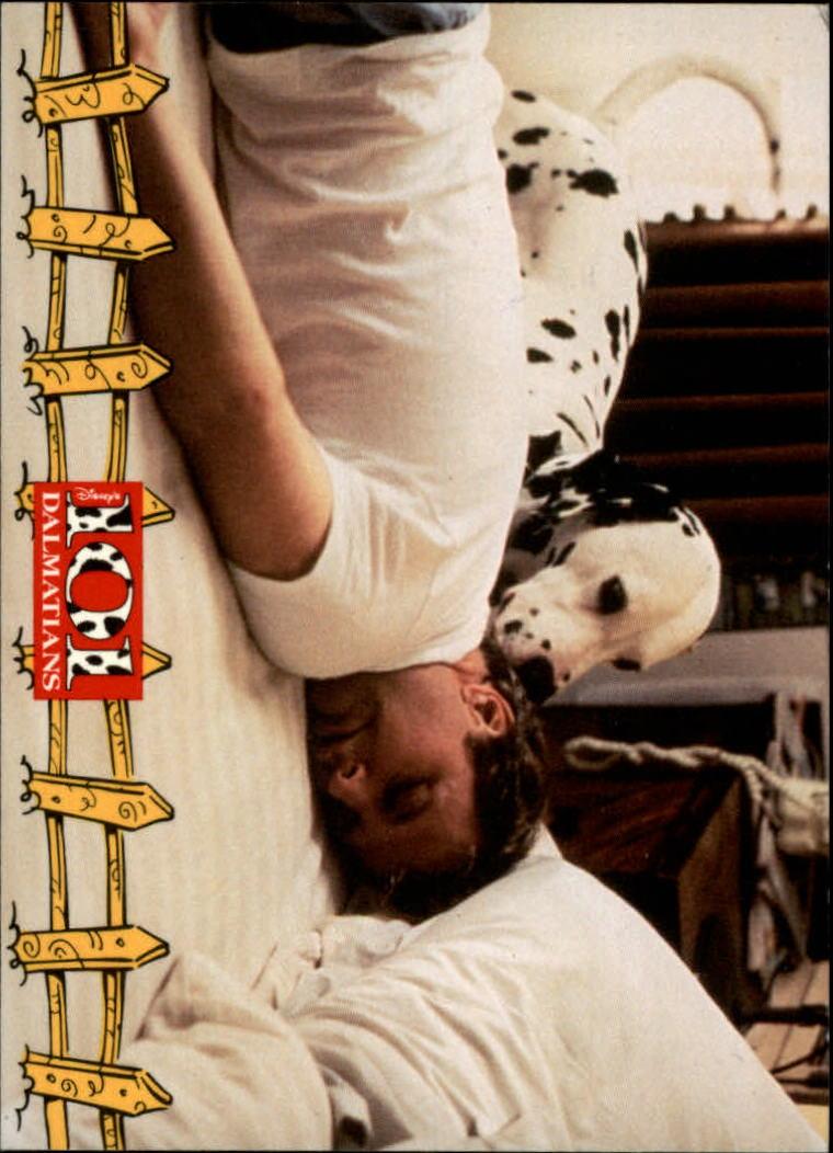 1996 101 Dalmatians #1 Wake-Up Call