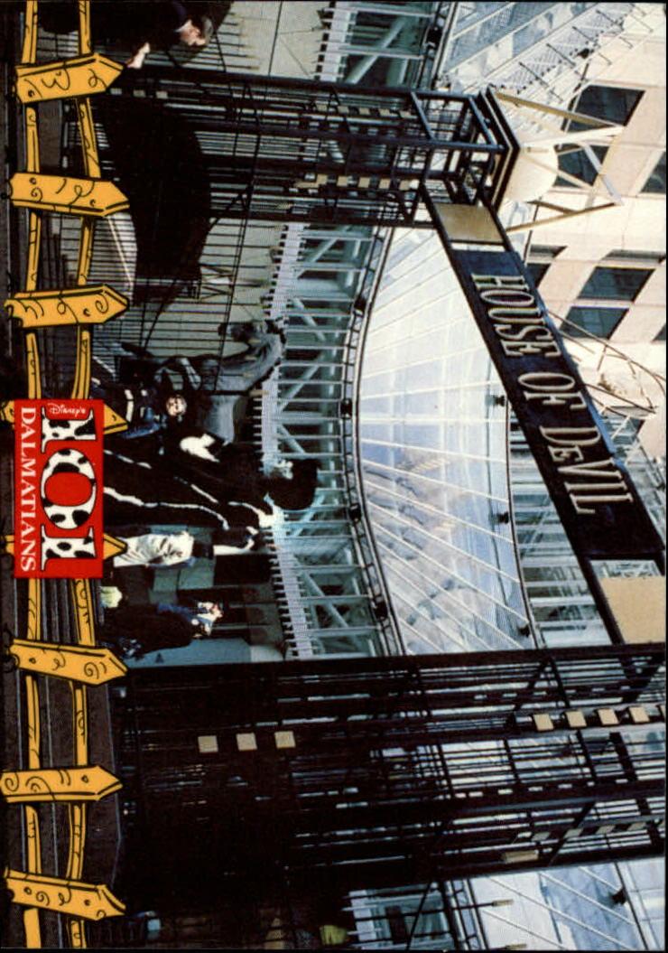 1996 101 Dalmatians #2 Cruella Spots a New Design