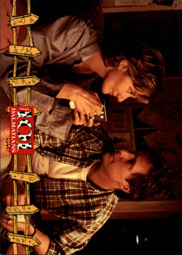 1996 101 Dalmatians #7 Love at First Sight