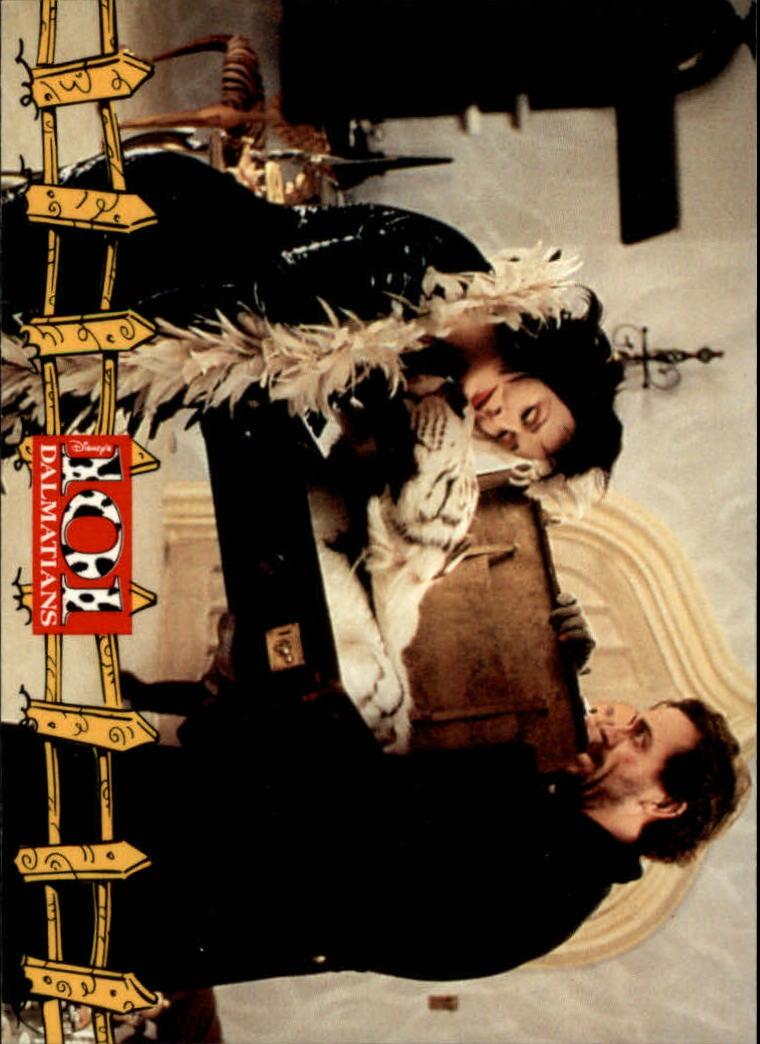 1996 101 Dalmatians #8 Illegal Contents