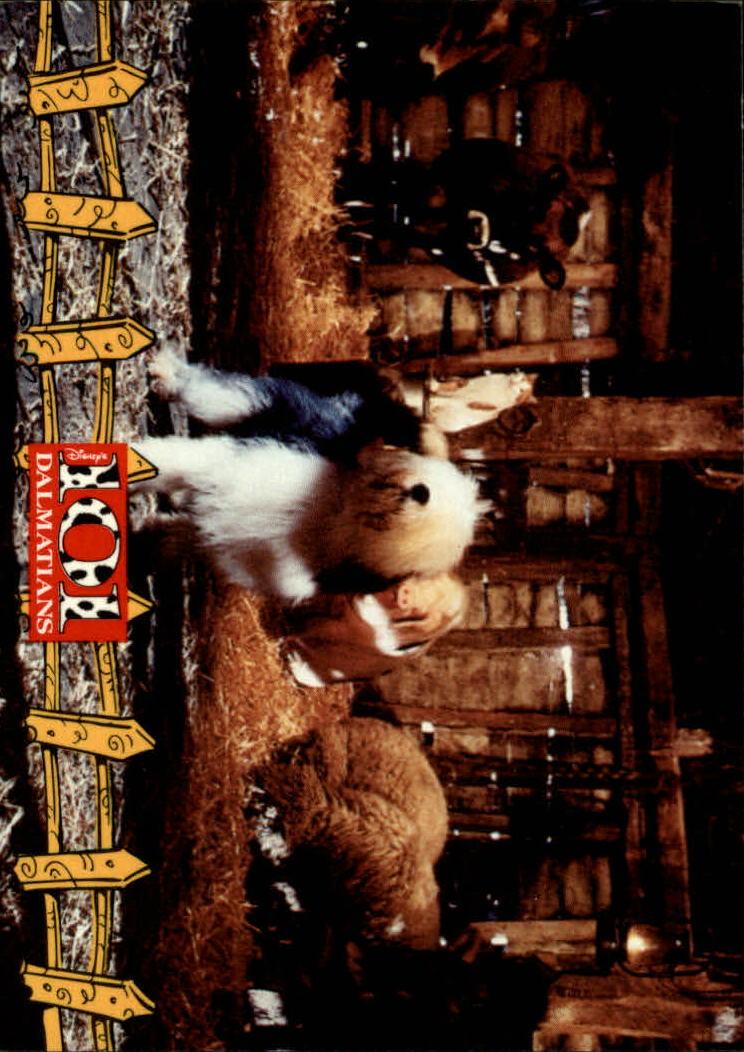 1996 101 Dalmatians #16 Pongo Sounts the Twilight Alert