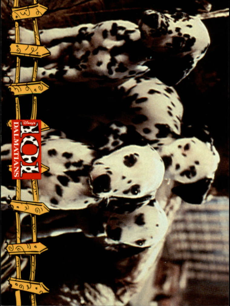 1996 101 Dalmatians #18 No More Time To Waste