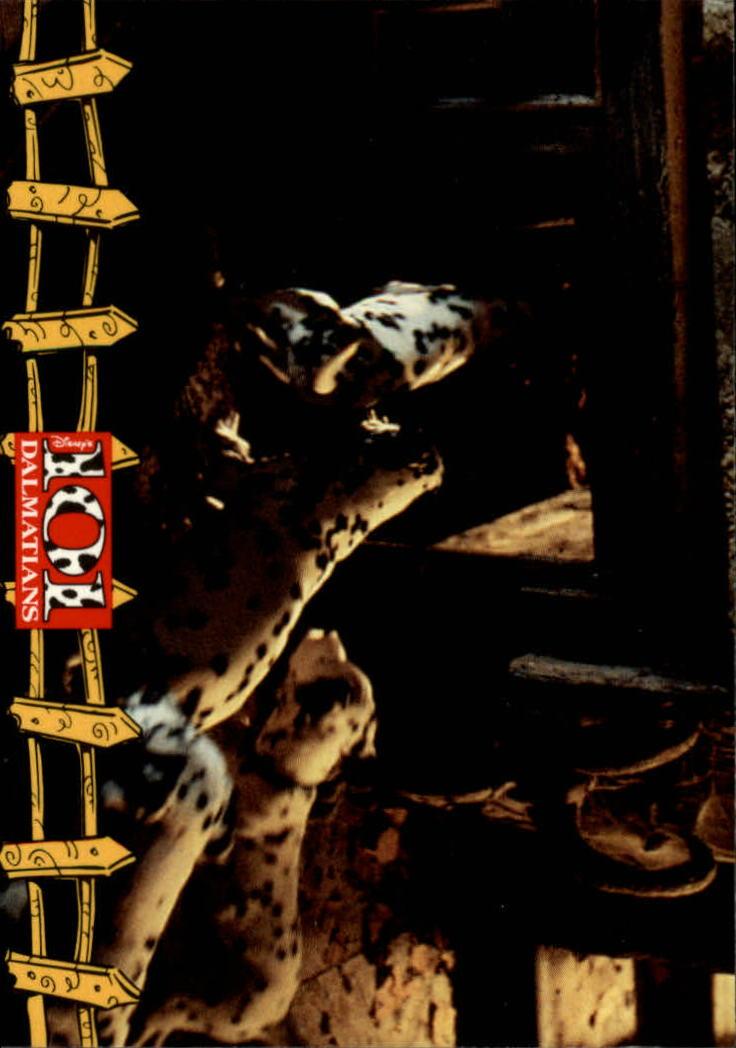 1996 101 Dalmatians #19 Creulla's Evil Plan