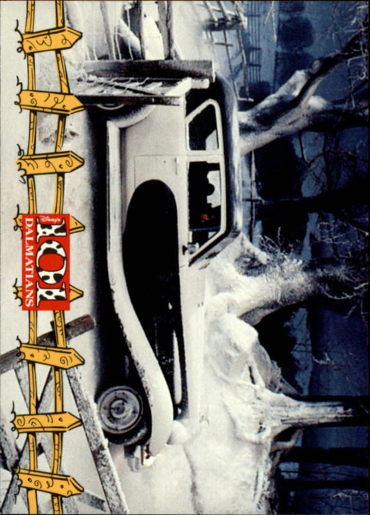 1996 101 Dalmatians #20 To Manor De Vil