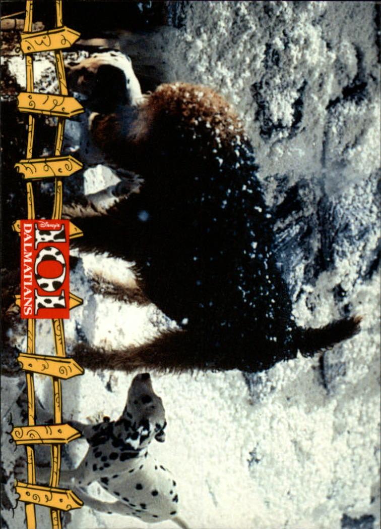 1996 101 Dalmatians #21 Animals to the Rescue