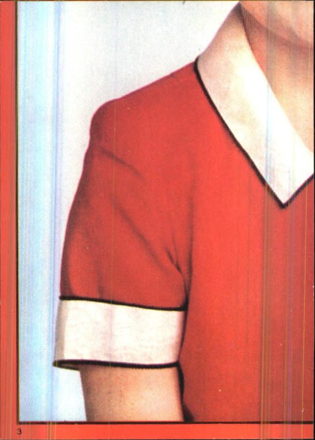 1981 Annie Album Stickers #3 Sticker 3