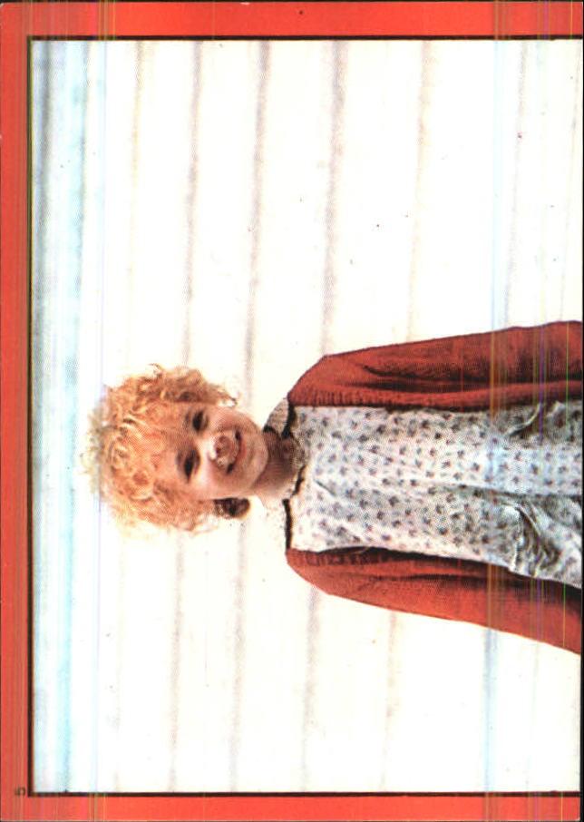 1981 Annie Album Stickers #5 Sticker 5