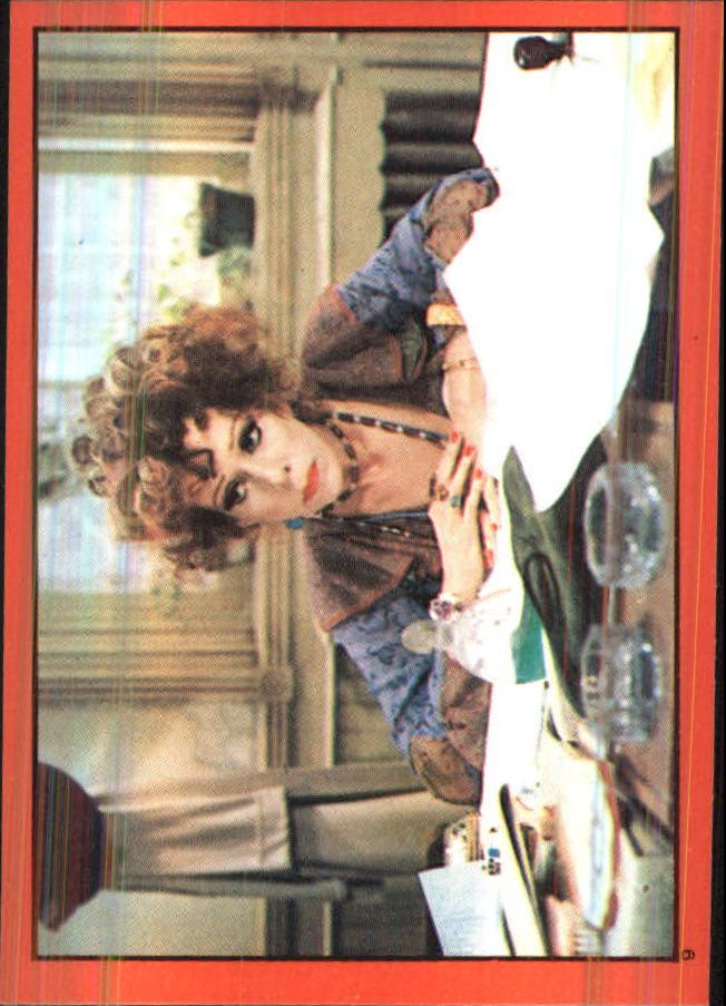 1981 Annie Album Stickers #9 Sticker 9