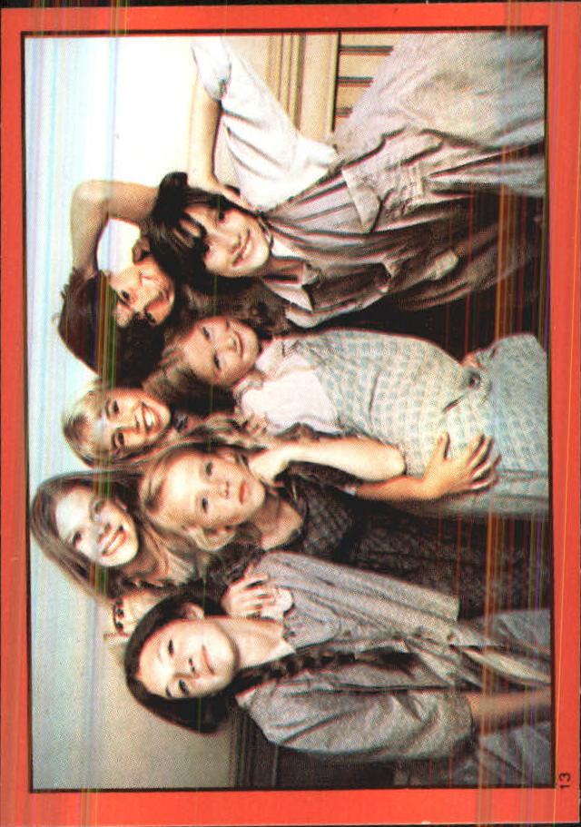 1981 Annie Album Stickers #13 Sticker 13