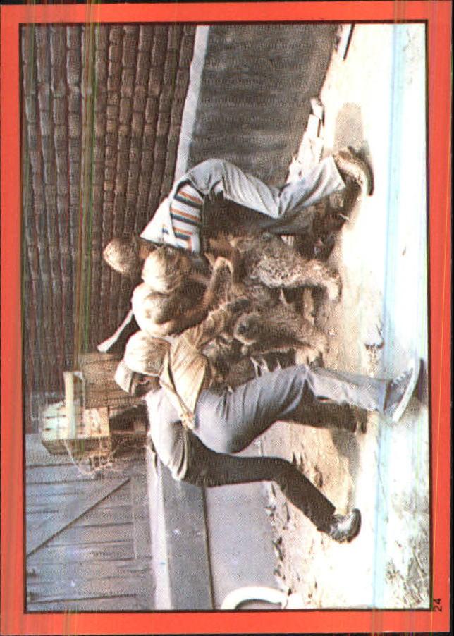 1981 Annie Album Stickers #24 Sticker 24