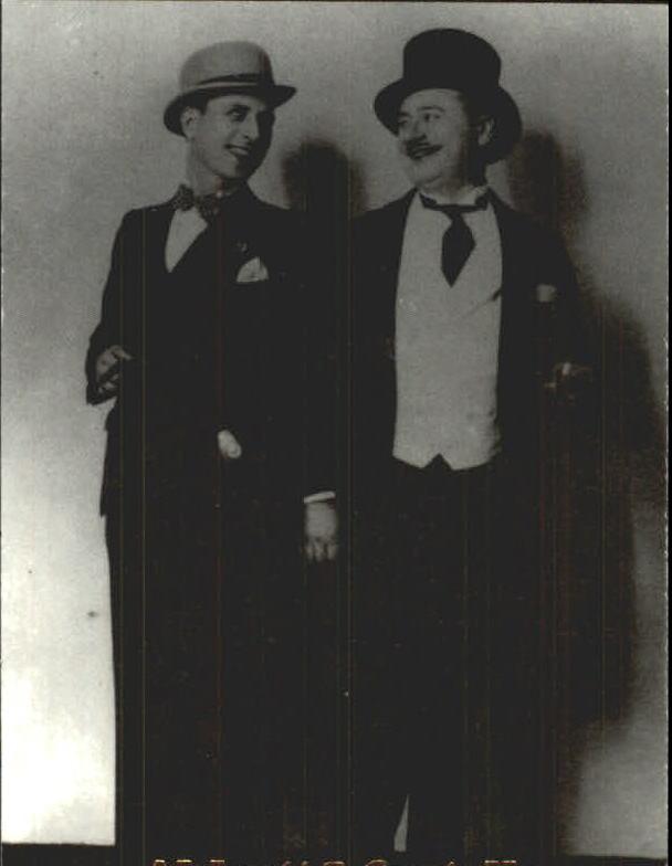 1996 Abbott and Costello #6 Bud in Burlesque