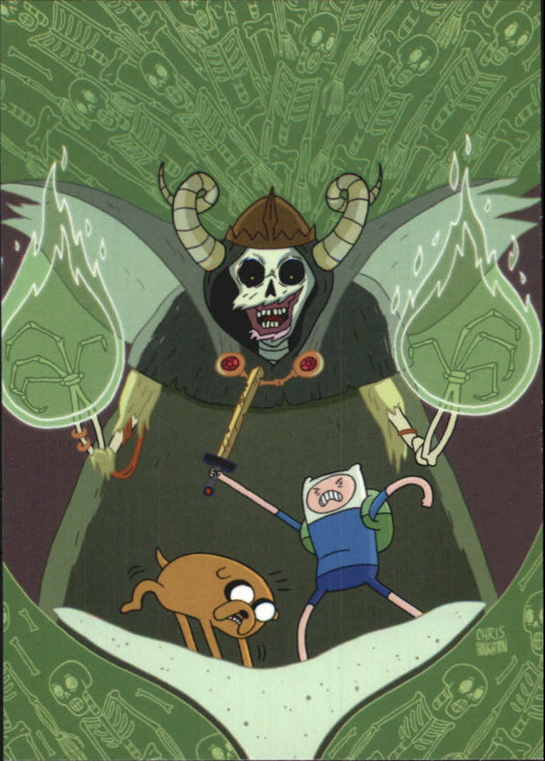 2014 Adventure Time #1 Issue 1 3rd printing