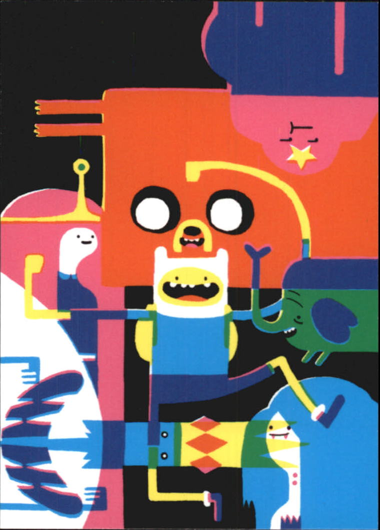 2014 Adventure Time #3 Issue 5 Cover B