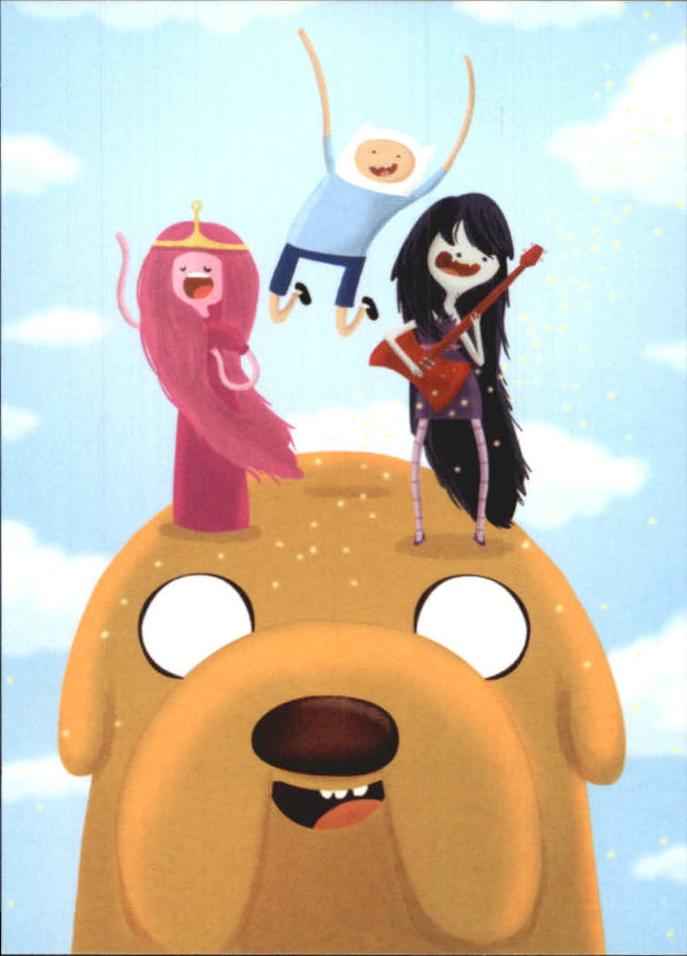 2014 Adventure Time #11 Issue 15 Cover C