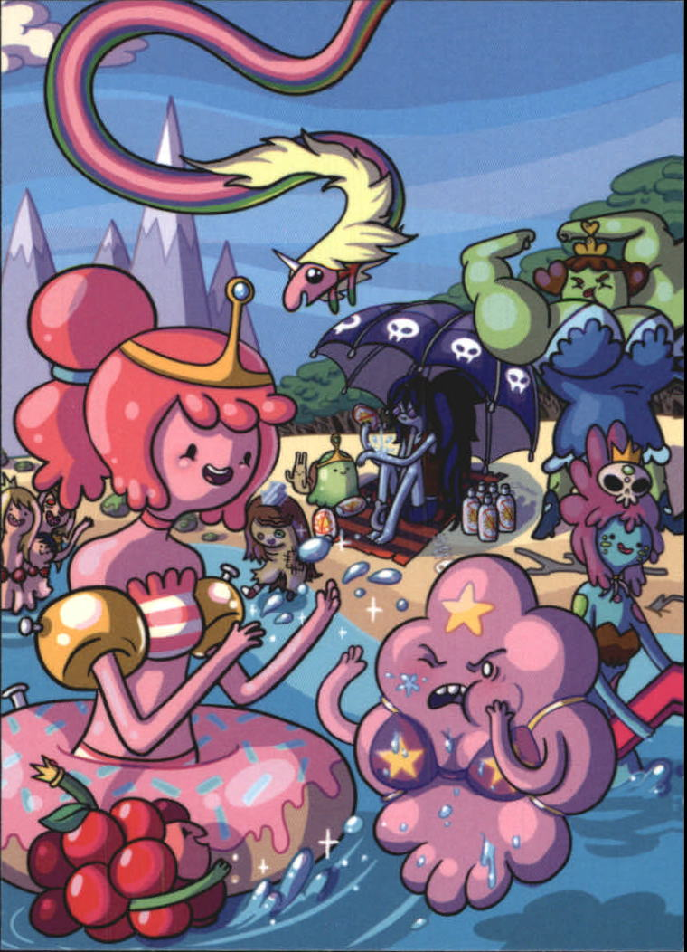2014 Adventure Time #13 Issue 3 Cover B