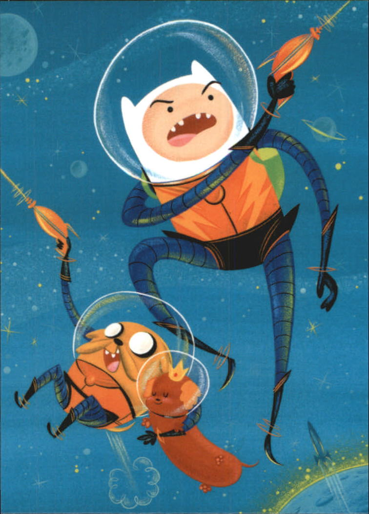 2014 Adventure Time #14 Issue 3 Cover D