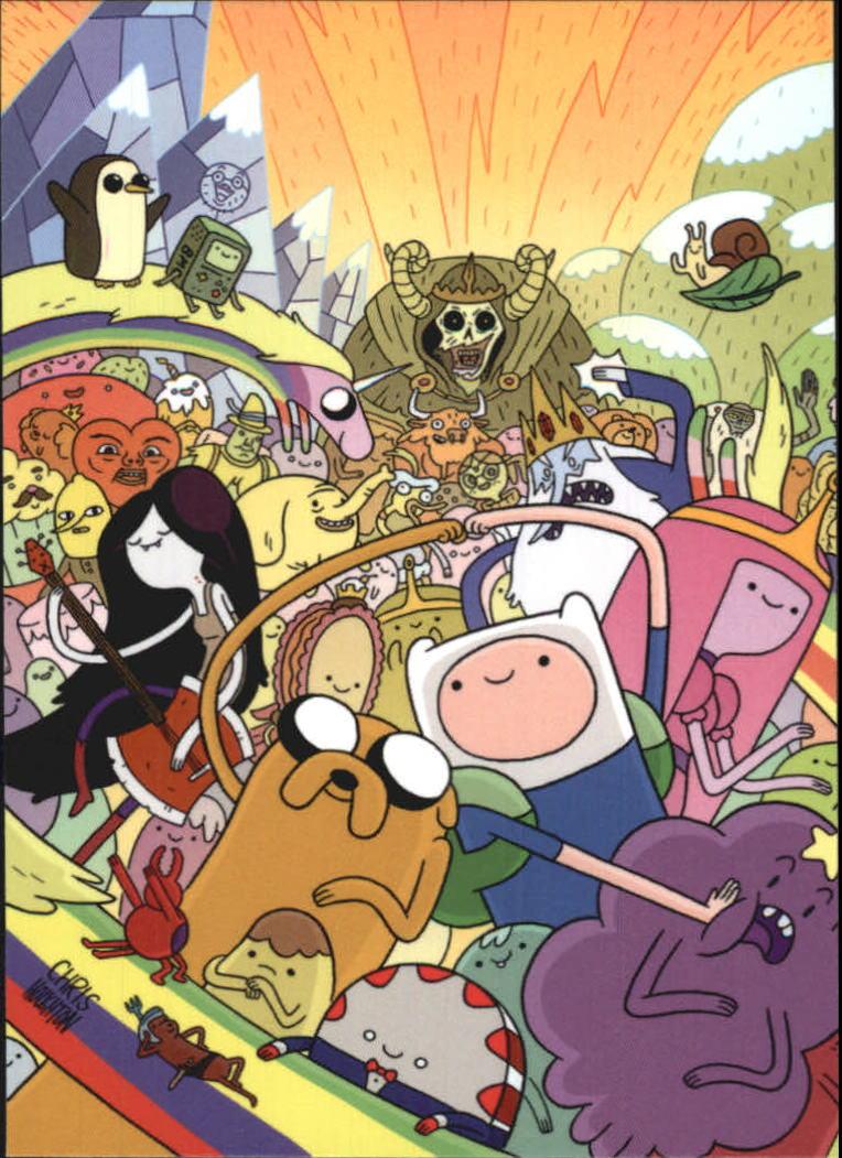 2014 Adventure Time #15 Volume 1