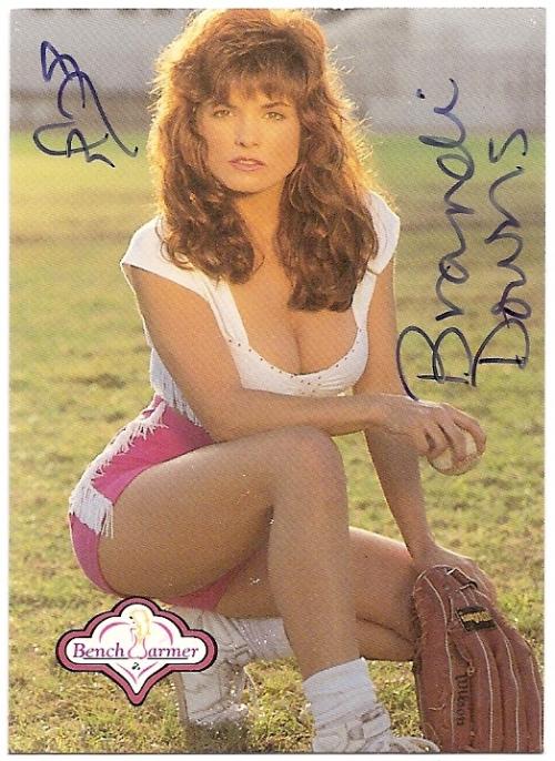 1992 Bench Warmer Autographs #3 Brandi Downs